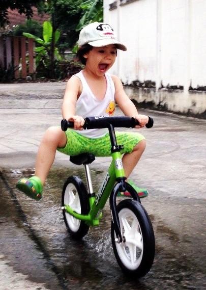 จักรยานเด็กขาไถ